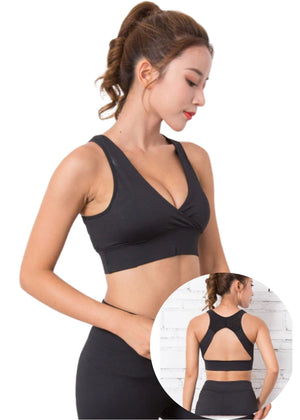 Won't Stop High Support Sports Bra