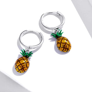 VIBRANT PINEAPPLE Earrings