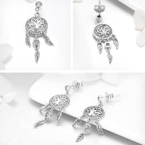 TREE OF LIFE Boho Fashion Earrings