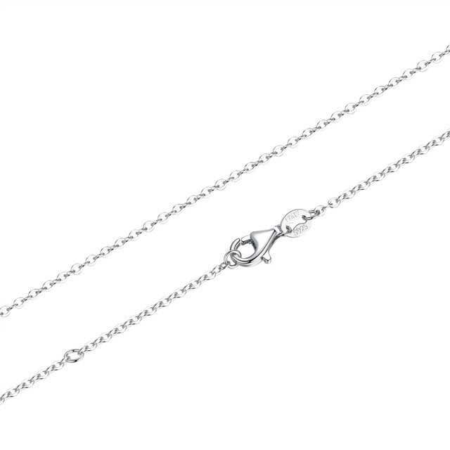 BASIC .925 Sterling Silver Necklace Chain