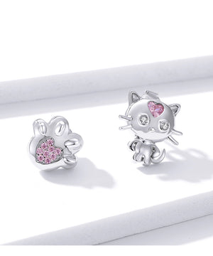 SWEET CAT Earrings
