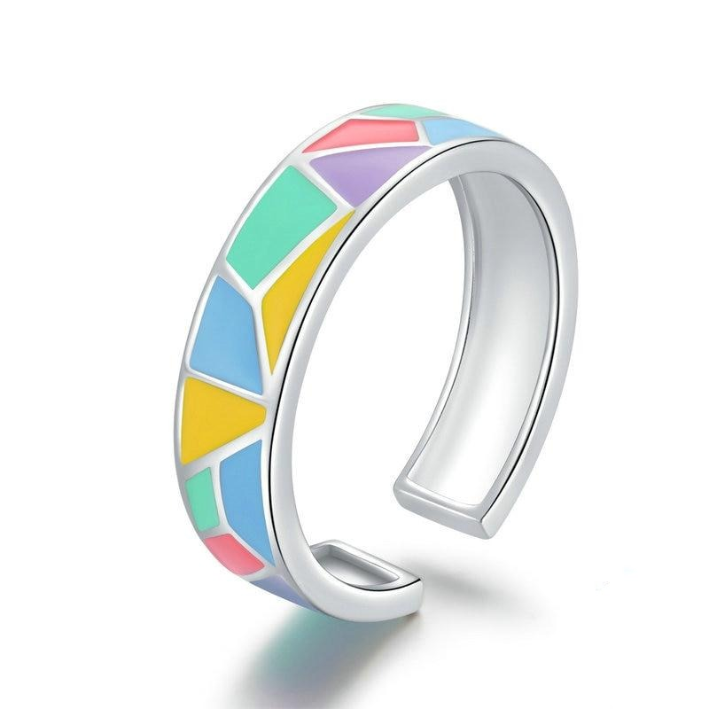 COLORFUL PARADISE Ring