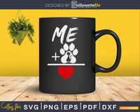 Me Cat Equal Love Svg Printable Cutting Files