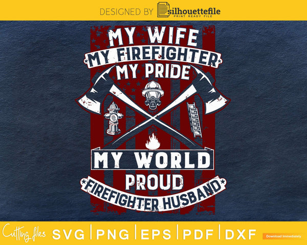 Fireman Hero Svg Bless Our Firefighters SVGDXFJPEGpng Fire Wife Printable Instant Download Firefighter svg Thin Red Line cut file