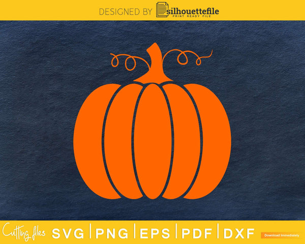 Pumpkin Halloween digital svg craft cutting cricut cut file