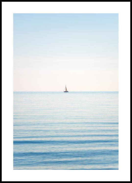 Horizon sailboat