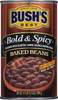 Canned Baked Beans - Bold & Spicy