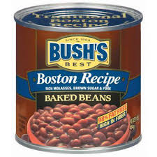 Canned Baked Beans - Traditional Boston Recipe