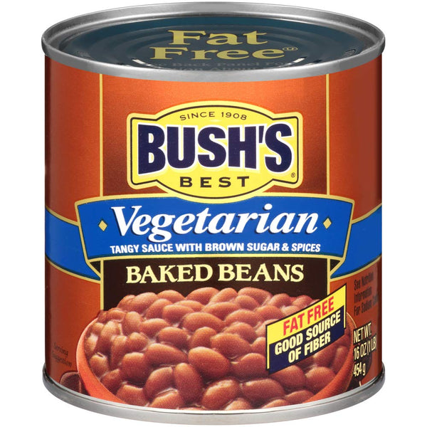 Canned Baked Beans - Vegetarian