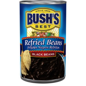 Canned Refried Beans Traditional