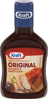 Kraft Barbecue sauce