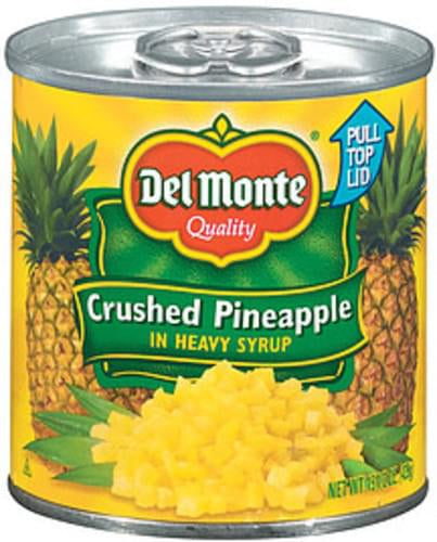 Canned Crush Pineapple