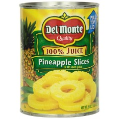 Canned Sliced Pineapple