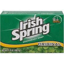 Irish Spring Bath Soap