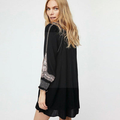 robe hippie pour ceremonie