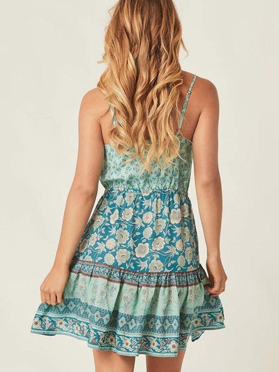 robe hippie ample