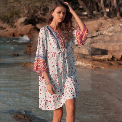 robe hippie chic toulouse