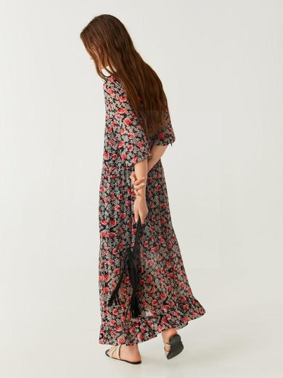 robe boho chic paris