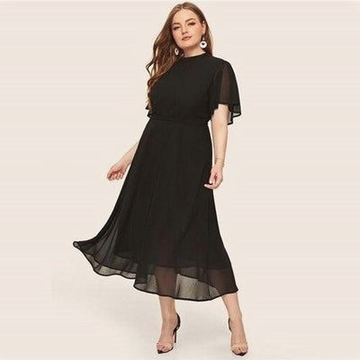 robe ceremonie hippie grande taille