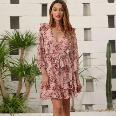 robe boheme chic ceremonie