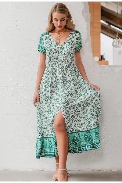 robe longue hippie france