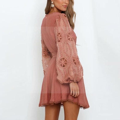 robe style hippie chic de soiree