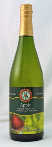 Sparkling Apple Cider 750 mL
