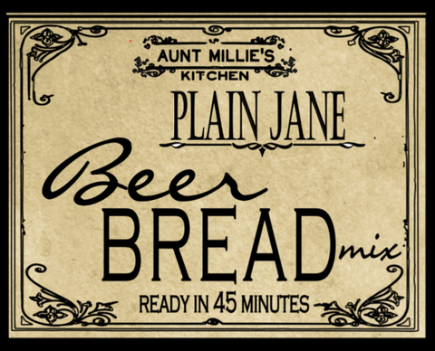 Plain Jane Beer Bread