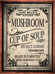 Mushroom Cup of Soup Mix