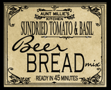 Sun Dried Tomato & Basil Beer Bread