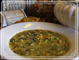 Chicken & Wild Rice Soup Mix, 12 cups