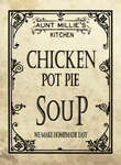 Chicken Pot Pie Soup Mix, 12 cups