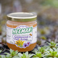 Goldenrod and Fall Aster Honey 355 g