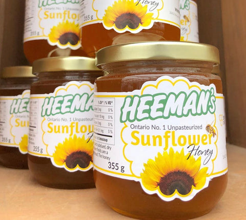 Sunflower Honey 355 g