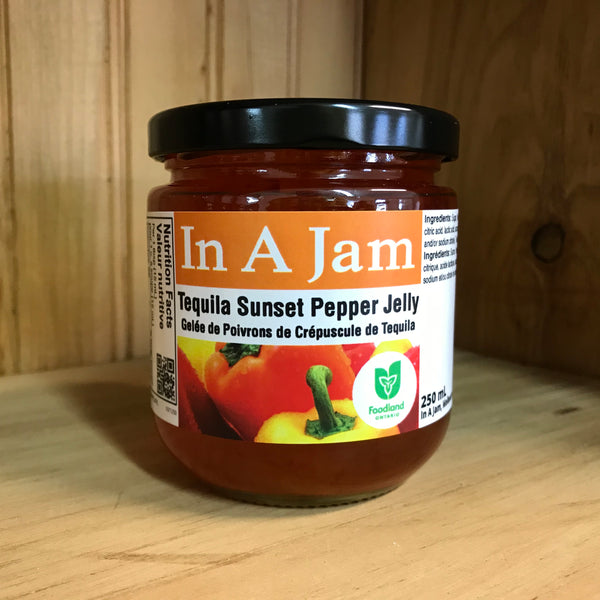 Tequila Sunset Pepper Jelly