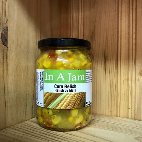 Corn Relish 375 mL