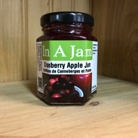 Cranberry Apple Jam