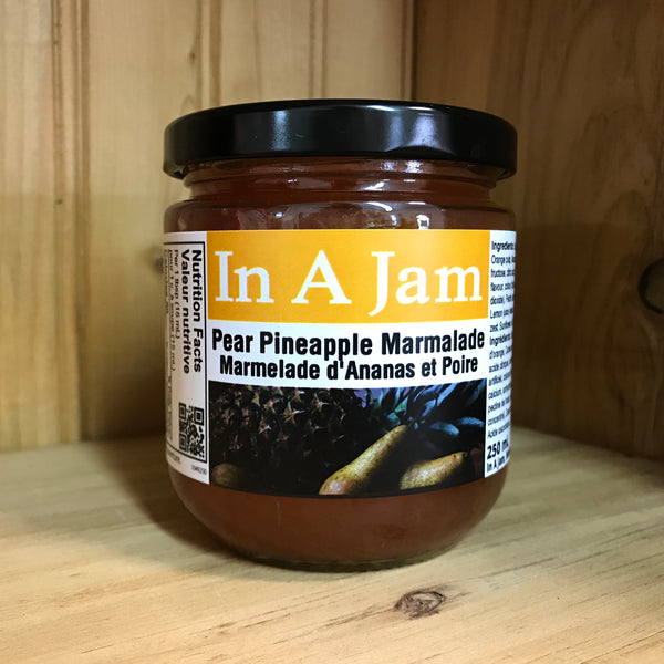 Pear Pineapple Marmalade