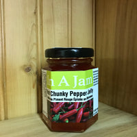 Hot Chunky Pepper Jelly