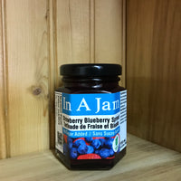 No Sugar Added Strawberry Blueberry Spread 110 mL