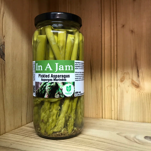 Regular Pickled Asparagus 490 mL