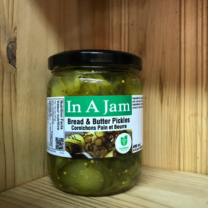 Bread & Butter Pickles 490 mL