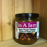 Spicy Peach Chutney 250 mL