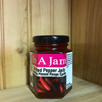 Hot Red Pepper Jelly