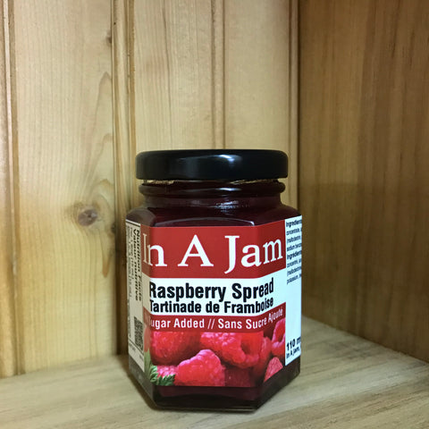 No Sugar Added Raspberry Spread 110 mL