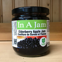 Elderberry Apple Jam