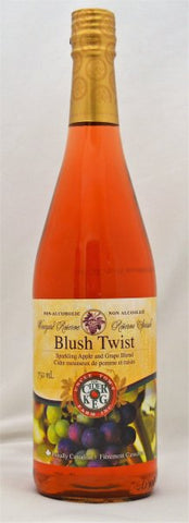Sparkling Blush Twist Apple Cider 750 mL