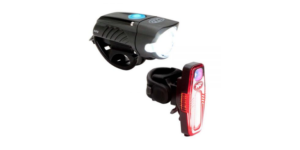 NiteRider Swift 500 Front/Sabre rear Cycling Light