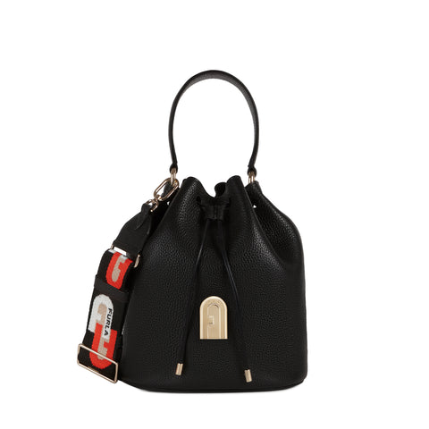 BORSA FURLA SLEEK S DRAWSTRING 20 - 1057252 | Fronte | SALOTTO SHOP