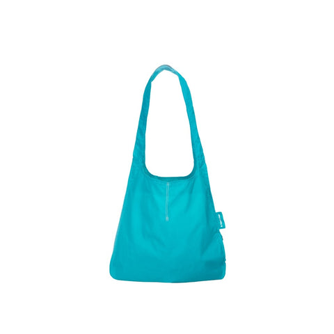 BORSA EASY SHOPPER TUCANO COMPATTO RIPIEGABILE AZZURRO BPCOESH-Z | Fronte | Salotto Shop